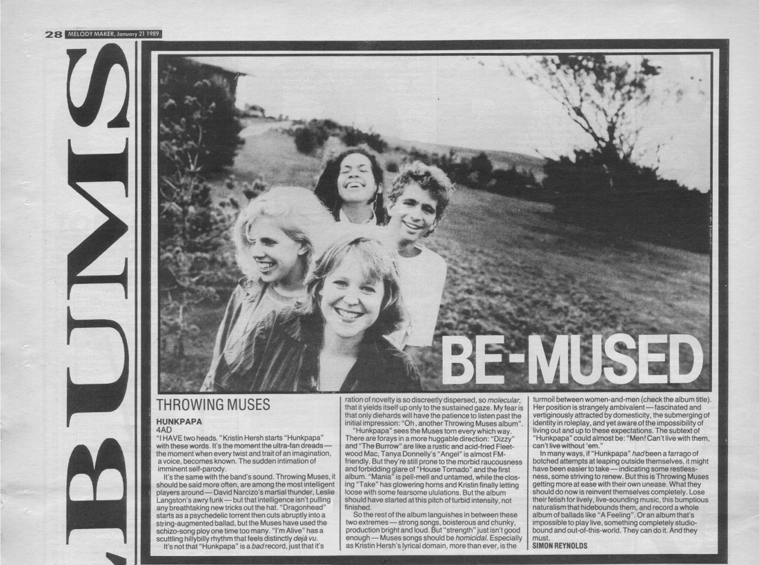 simon-reynolds-reviews-hunkpapa-by-throwing-muses-21st-january-1989