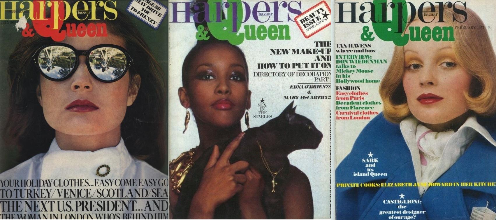 Harpers & Queen 72